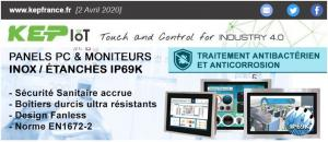 NEWSLETTERS - Panels PC et Moniteurs IP69K