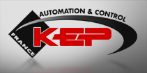 KEP France - Automatisation & Controle Commande